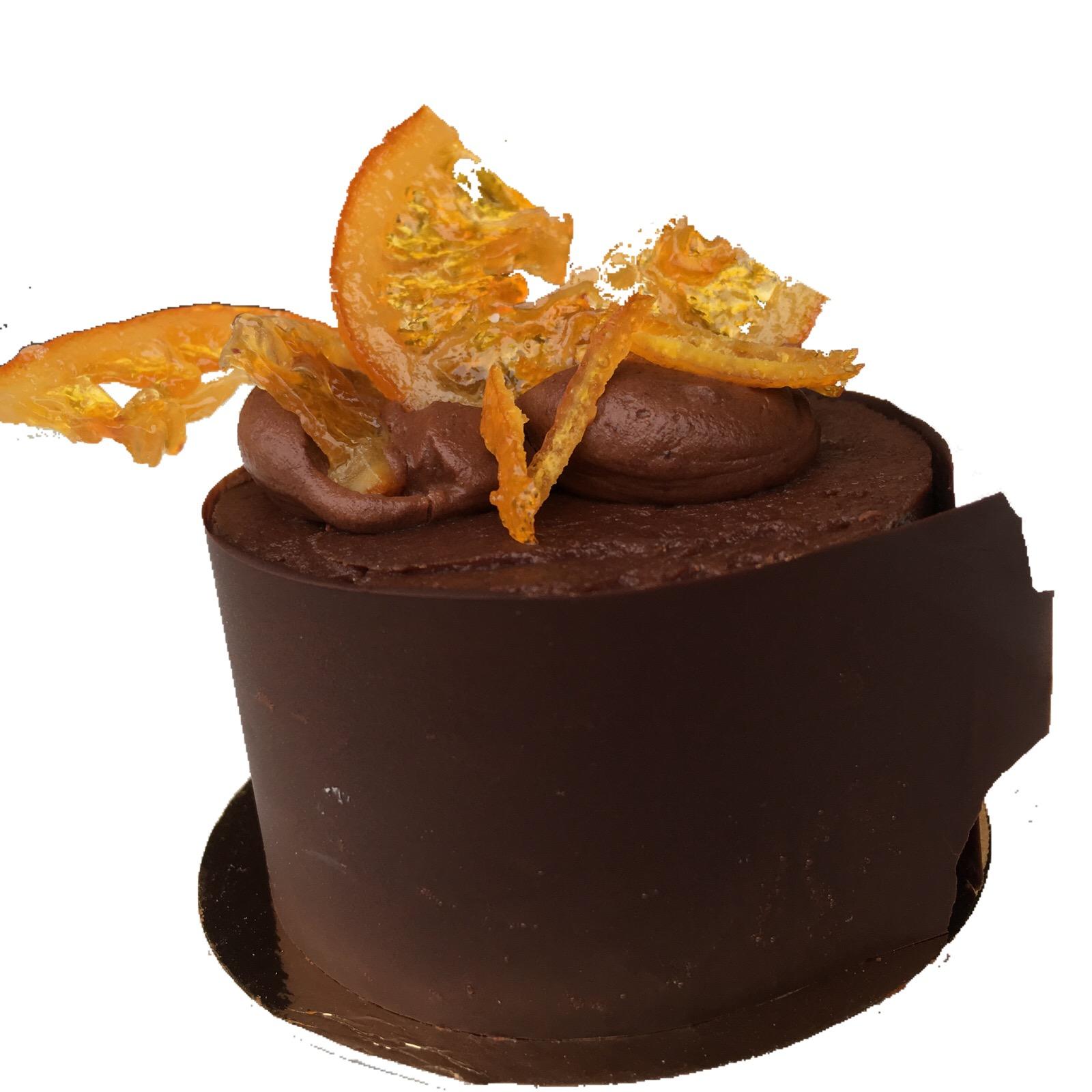 Chocolate Orange Ganache