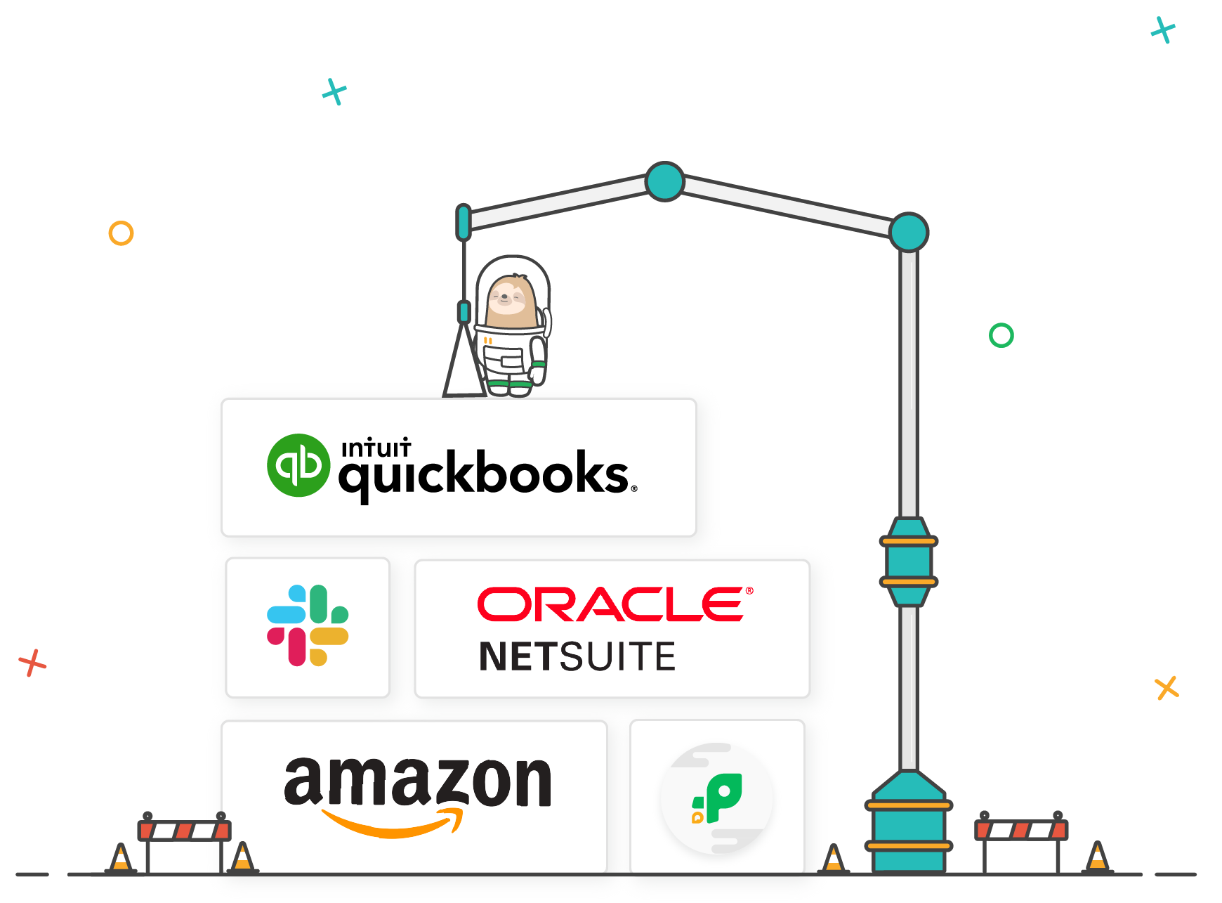Procurify integrates with Quickbooks
