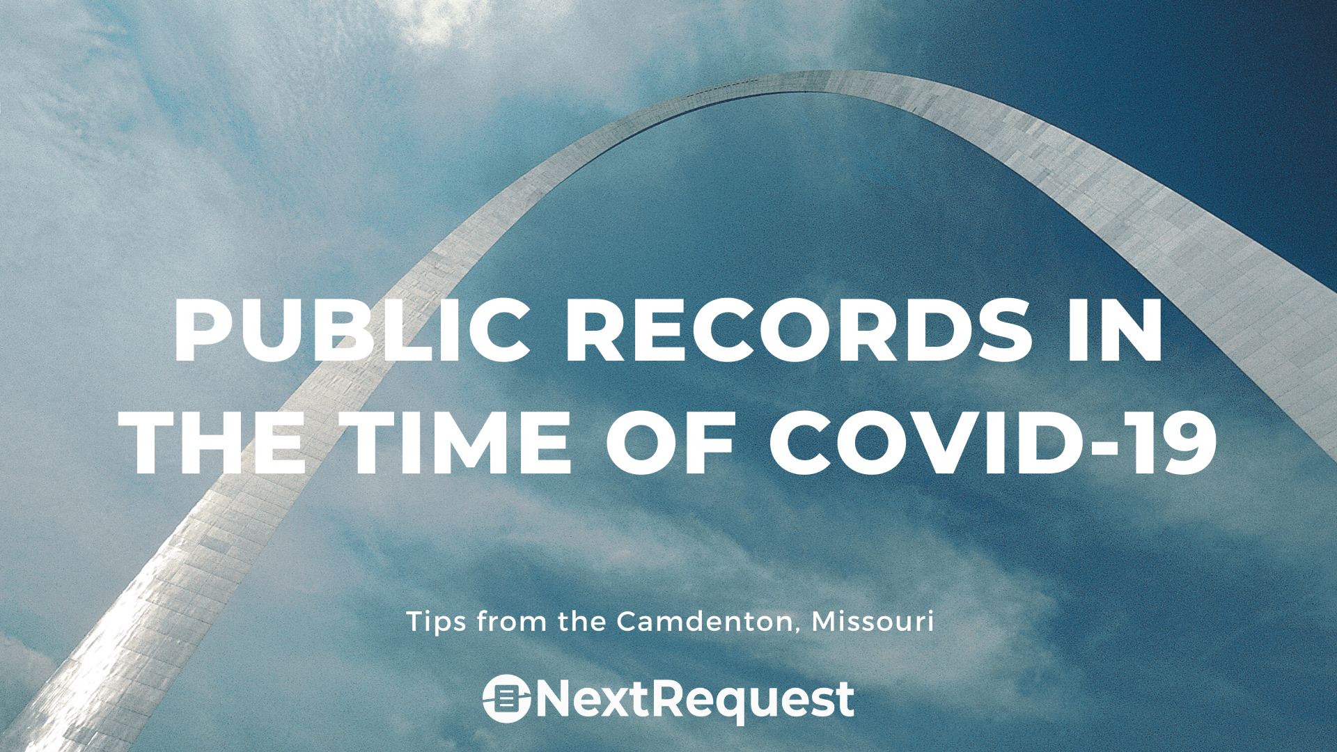 Public Records During Covid-19: Camdenton, MO
