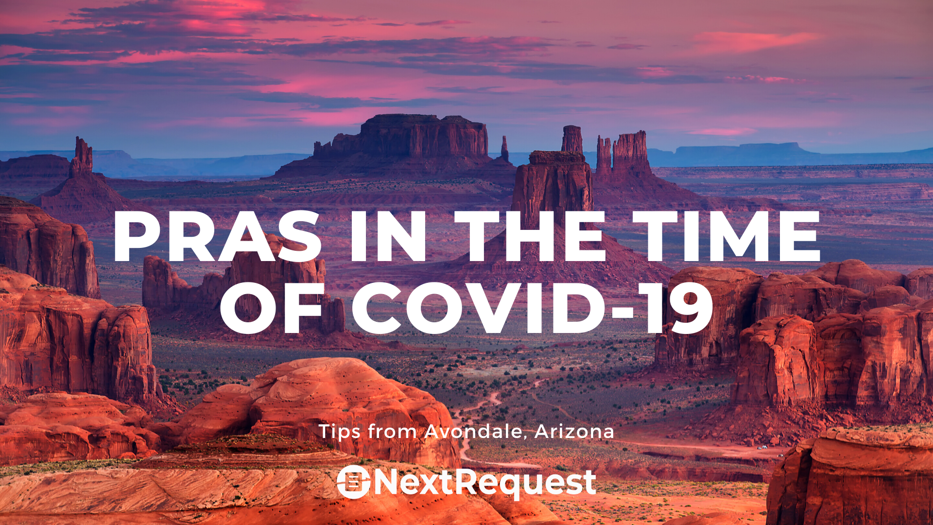Public Records In the Time of COVID-19: Tips from Avondale, AZ