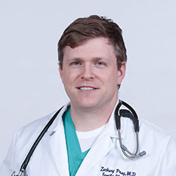 Dr. Zachary Pray