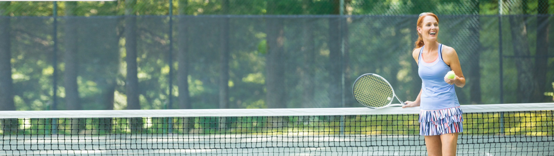 Tennis at Linville Ridge NC