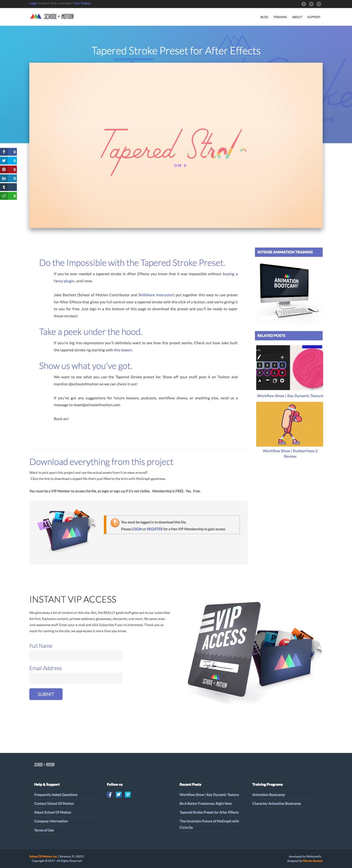 Resource category / Tutorial / Daily Inspiring