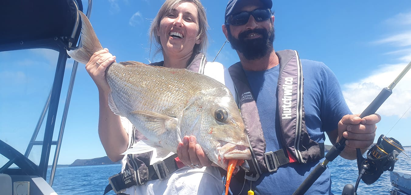 Couples Fishing Charters
