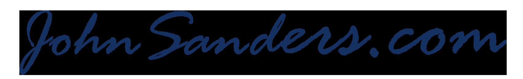 John Sanders Logo - JohnSanders.com