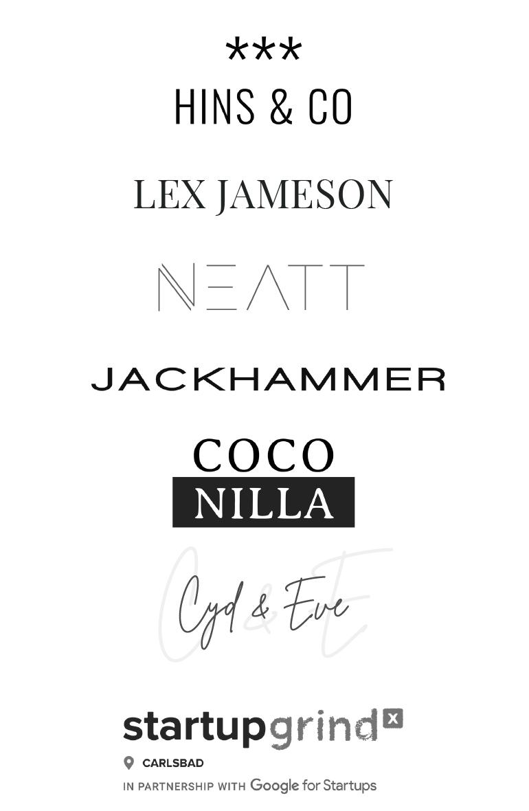 brand layout