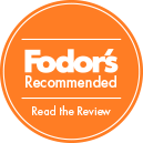 Recommended by Fodor's