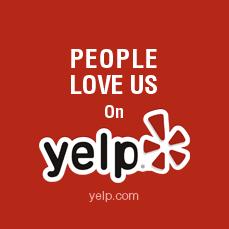 Yelp Award Badge