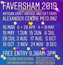Eventissima Artisan Craft, Vintage and Gift Fair
