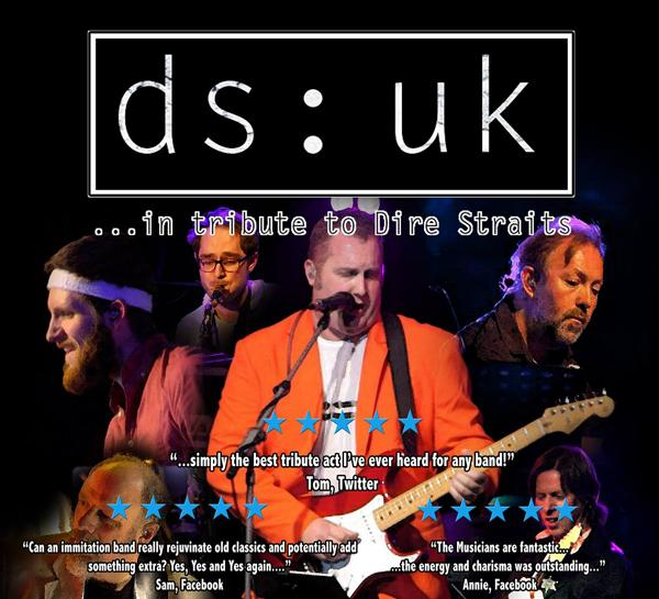 DS :UK - Dire Straits Tribute Band