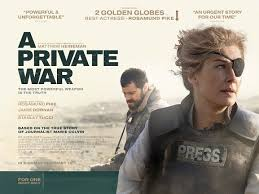 Market Day Matinee: A Private War