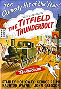 Silver Matinees - The Titfield Thunderbolt