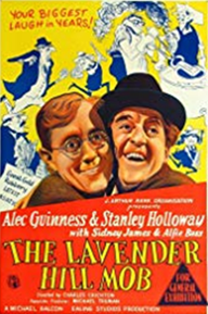 Silver Matinees - The Lavender Hill Mob