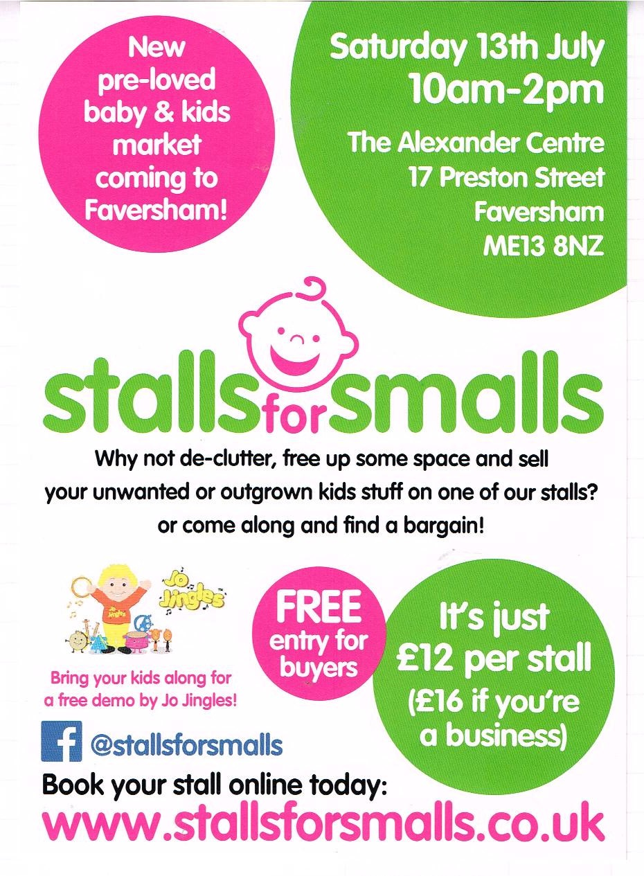 Stalls for Smalls