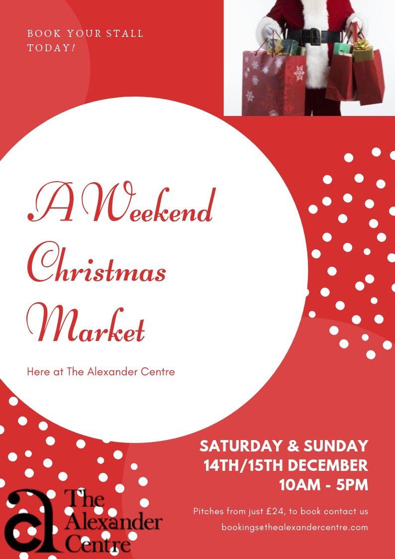 Weekend Christmas Market