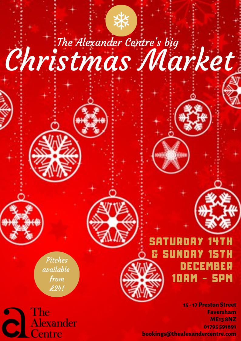 The Alexander Centre's Big Christmas Market