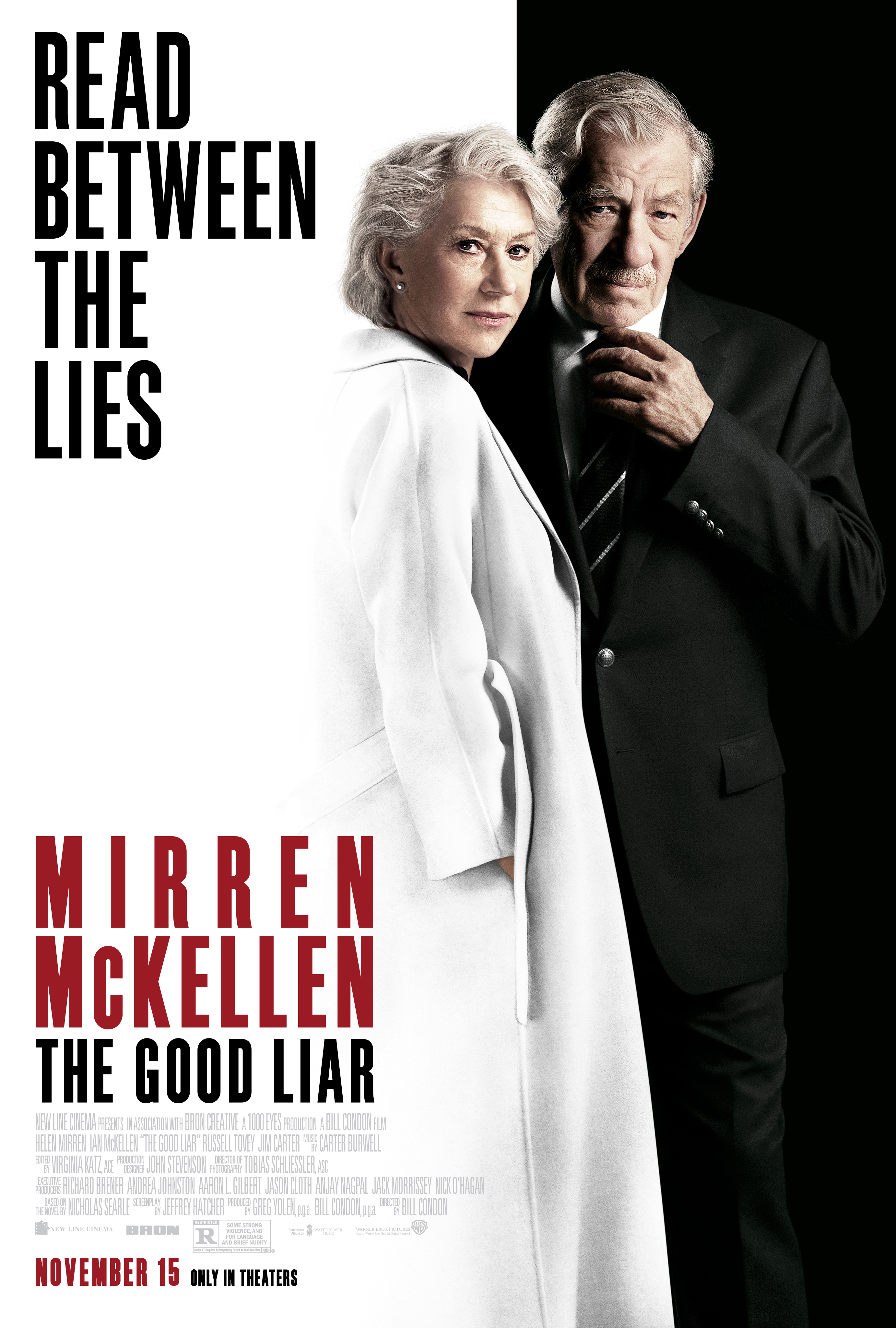 Market Day Matinee: The Good Liar