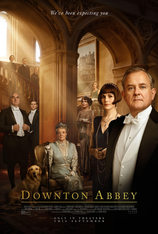 Market Day Matinee: Downton Abbey
