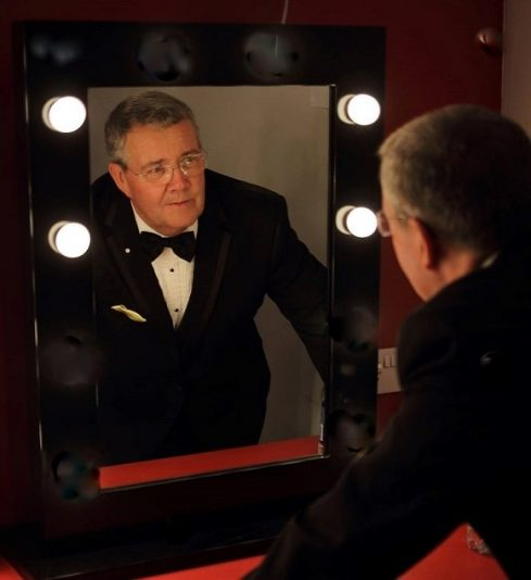 Silver Matinee: Martin Farbrother - The Crooner