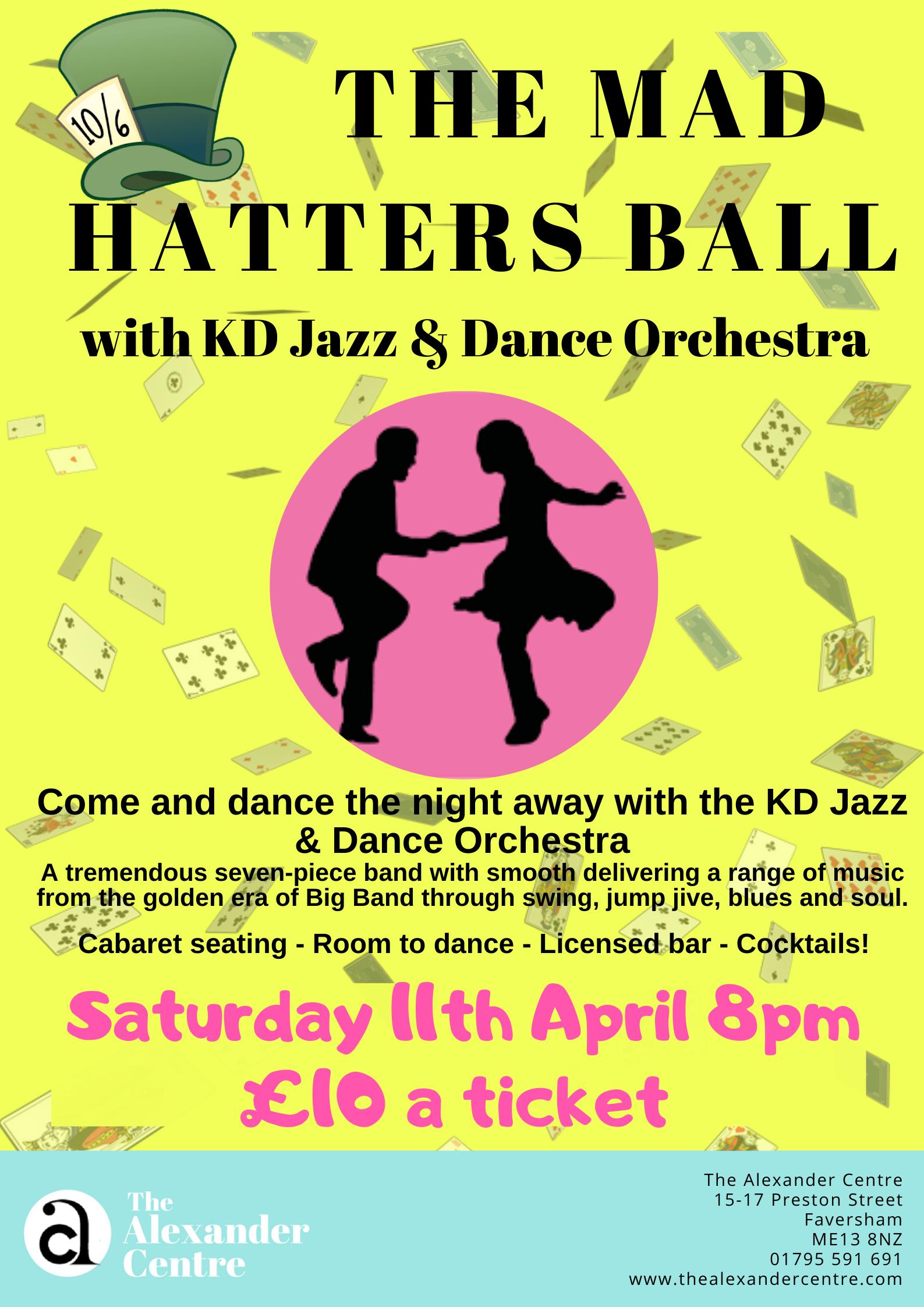 Easter Hat Festival - Hatters' Ball