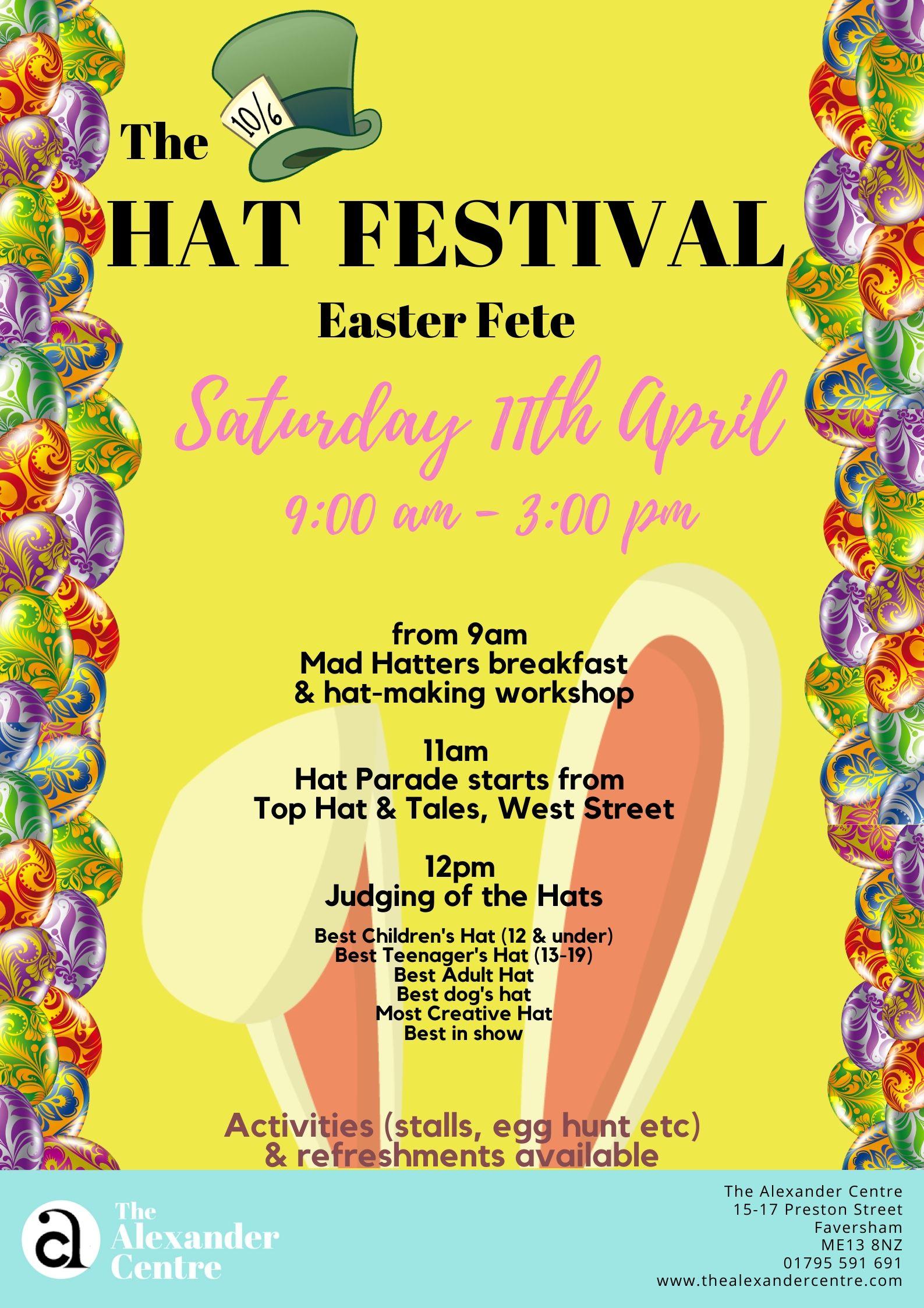 Easter Hat Festival
