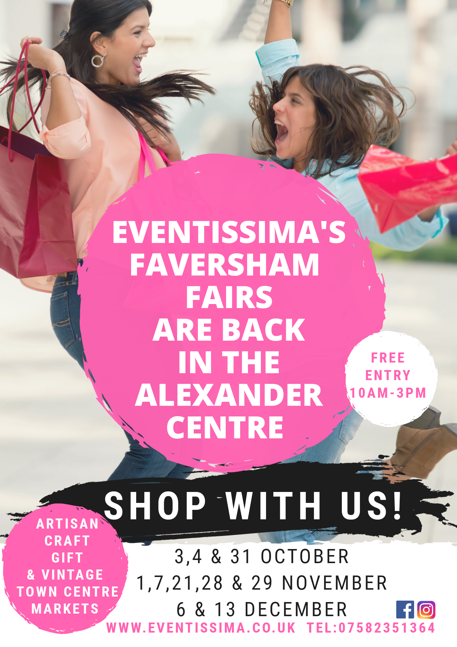 Eventissima Artisan Craft, Vintage and Gift Fair