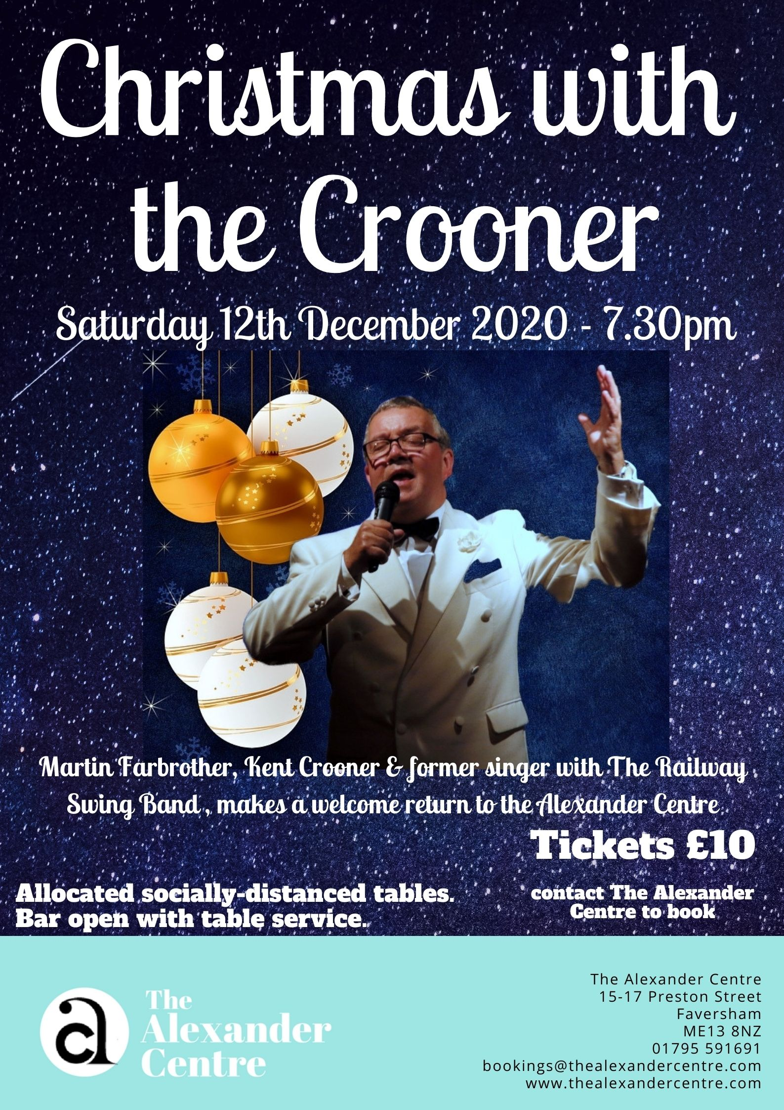Christmas with The Crooner
