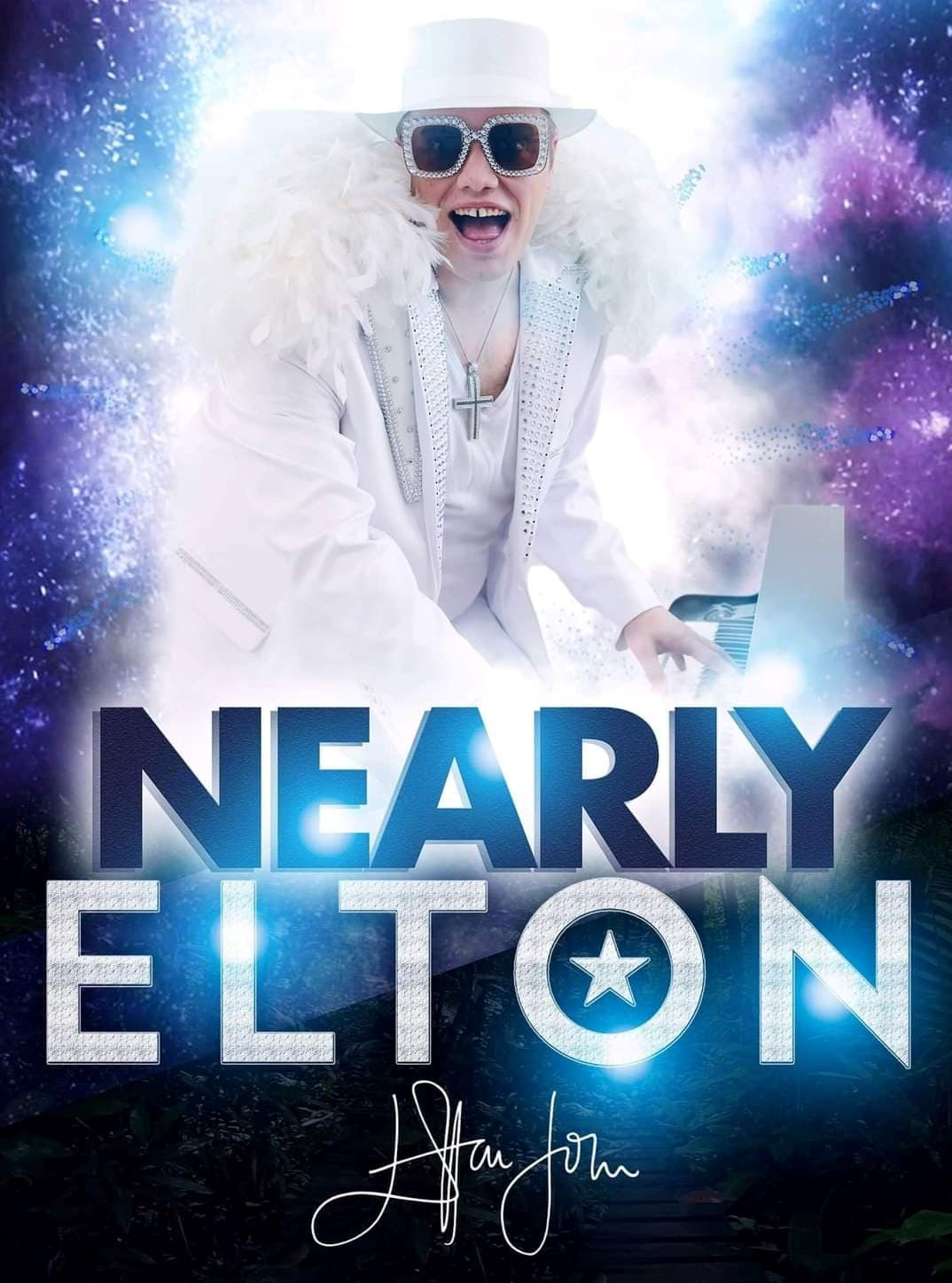 Nearly Elton - The Ultimate Tribute Show to Elton John