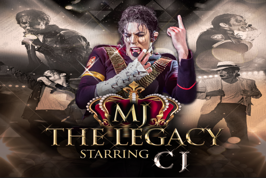 MJ the Legacy - starring CJ