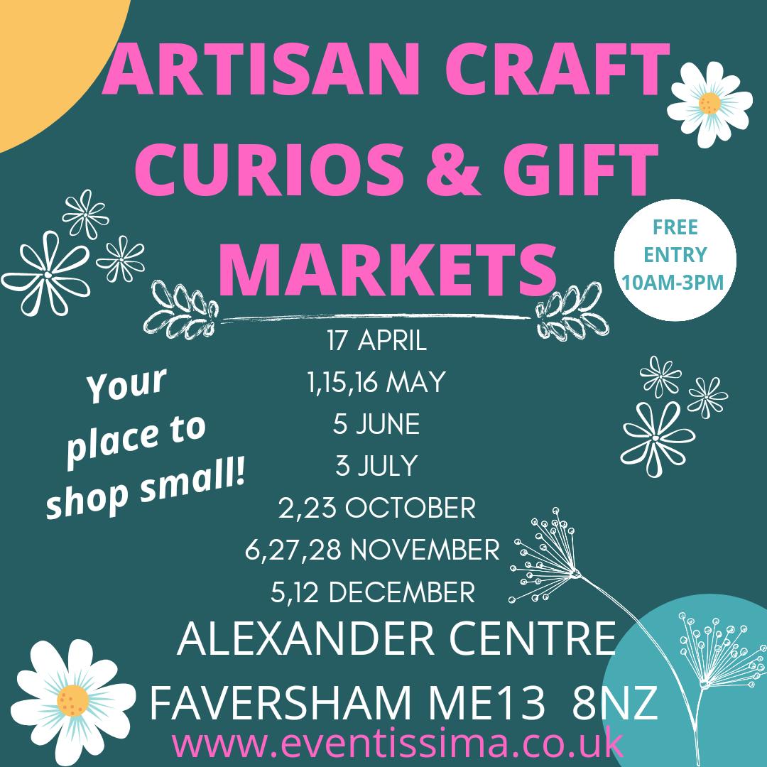 Artisan Craft, Curios & Gift Market
