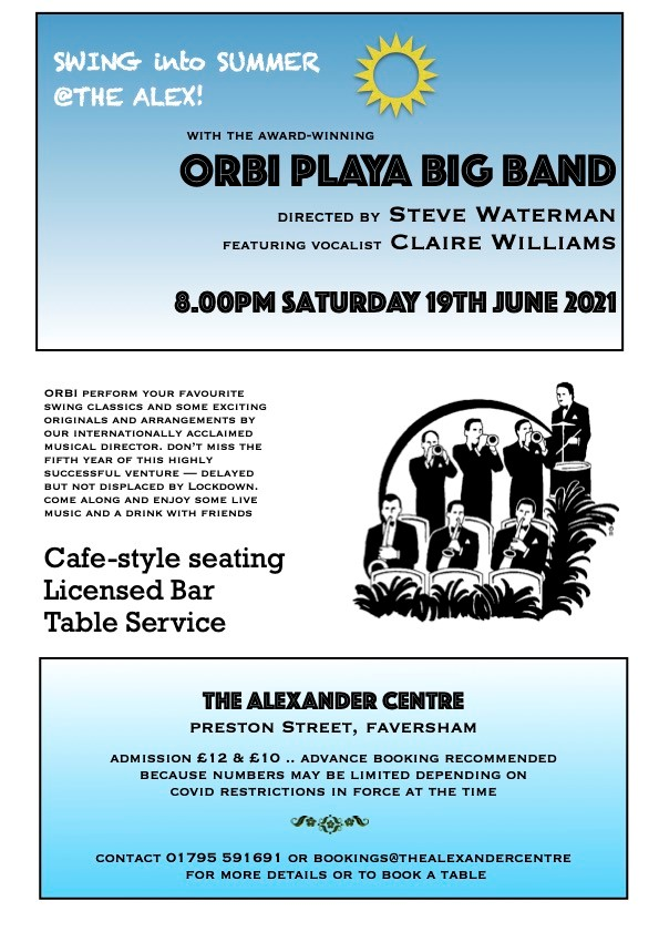 Orbi Playa Big Band