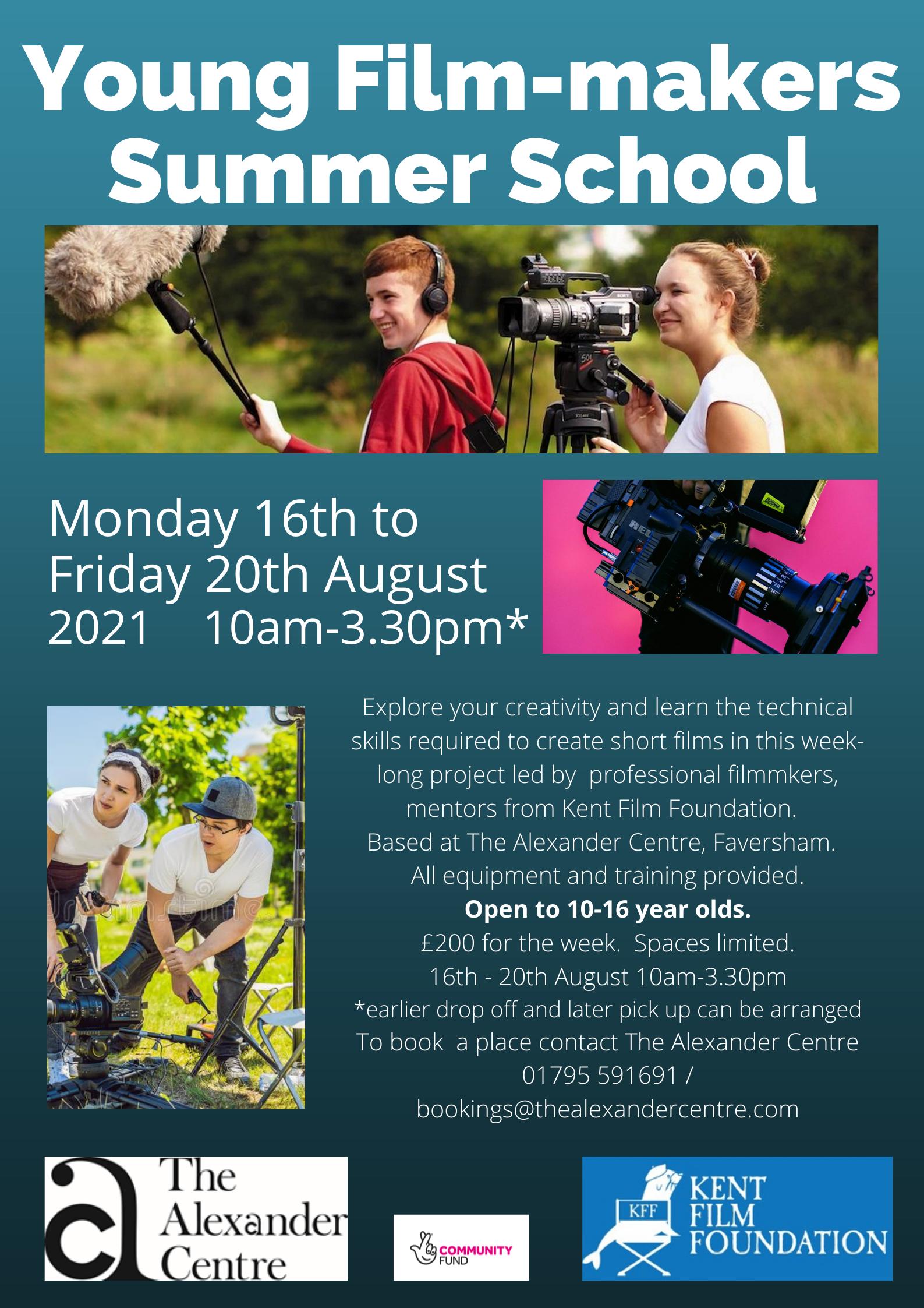 Young Film-makers' Summer School