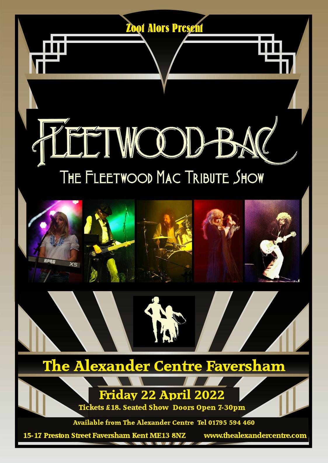 Fleetwood Bac - the Fleetwood Mac Tribute Show