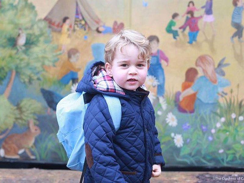 Prince Willian & Kate's Son