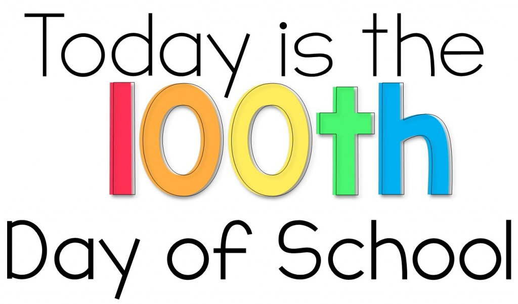 Annual 100th day of school