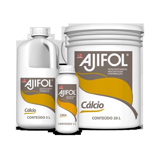 AJIFOL Cálcio Ajinomoto Fertilizantes