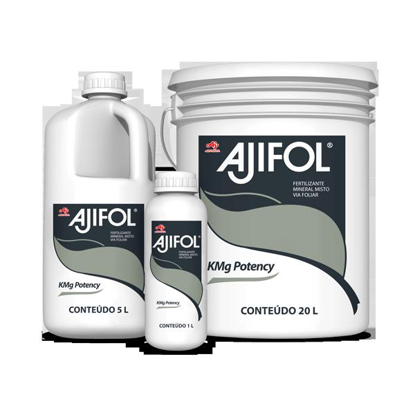 AJIFOL KMg Potency Ajinomoto Fertilizantes