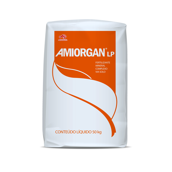 Amiorgan LP Ajinomoto Fertilizantes