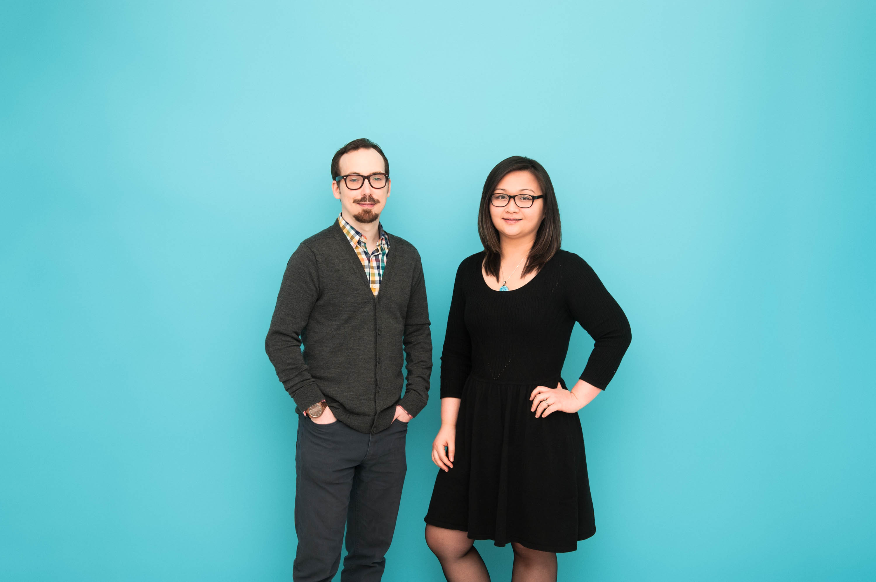 Pascal and Elaine, Founders at The Good Kind