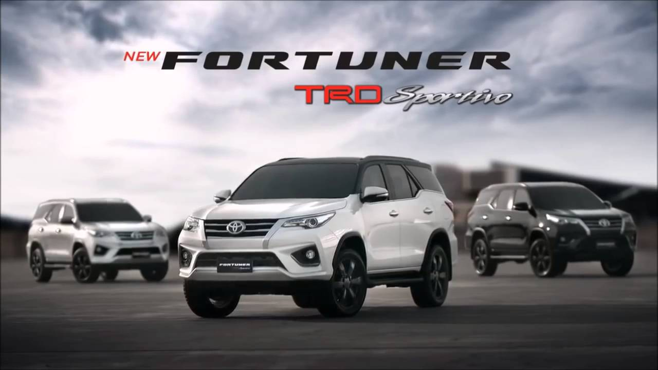 Xe Toyota Fortuner nhập khẩu