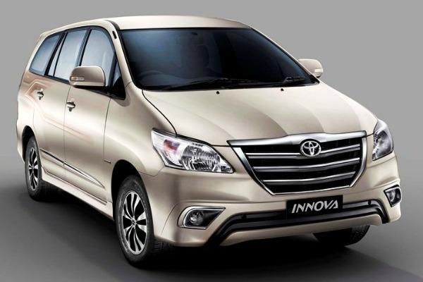 Toyota Innova 7 chỗ