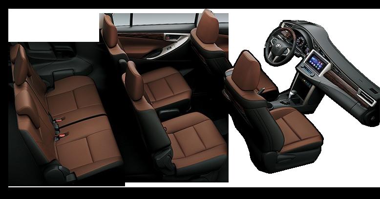 Hàng ghế innova 2019