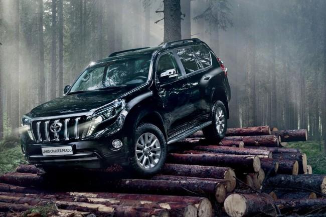Giá xe Toyota nhập khẩu Land Cruiser Prado TX-L