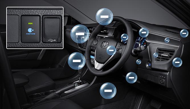giá xe altis 1.8 và xe Corolla altis 2.0