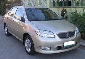 xe Toyota Vios thứ 1