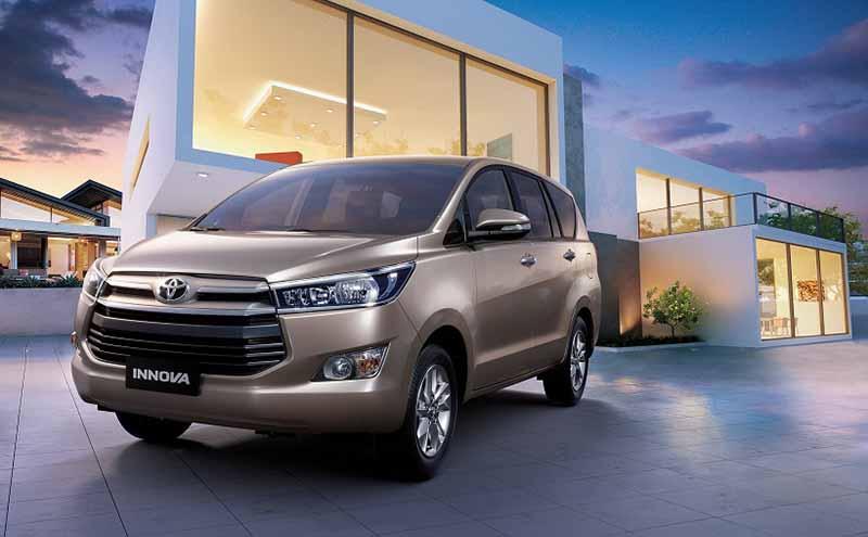 giá xe innova 2019 chỉ từ 731 triệu