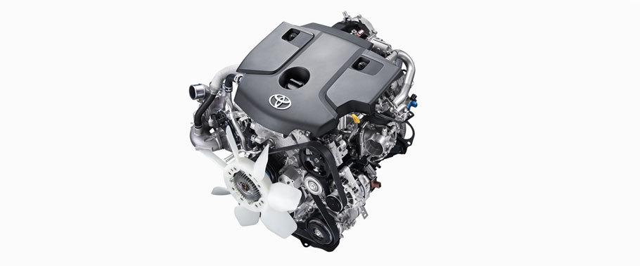động cơ xe innova 2019
