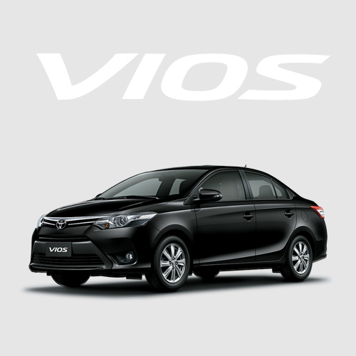 Toyota Vios 2018 - Đen