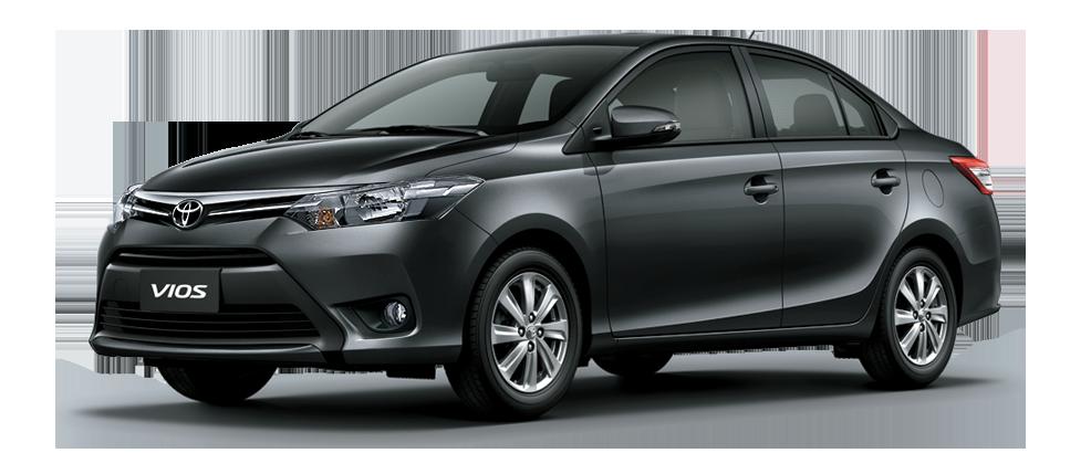 Toyota Vios E 2018 xám đậm