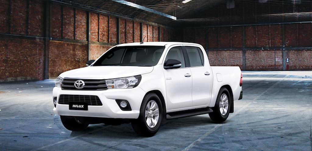 Xe bán tải - Toyota Hilux